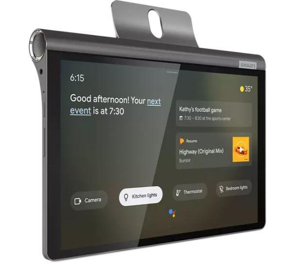 LENOVO Yoga Android Smart Tab 10,1 mit 32GB und WiFi für 169€ (statt 231€)