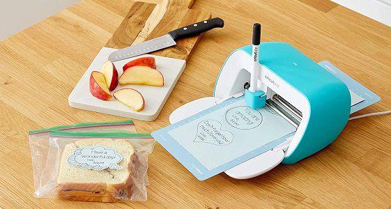 CRICUT Joy Plotter Portable für 169€ (statt 251€) + gratis CRICUT Mini Transferpresse