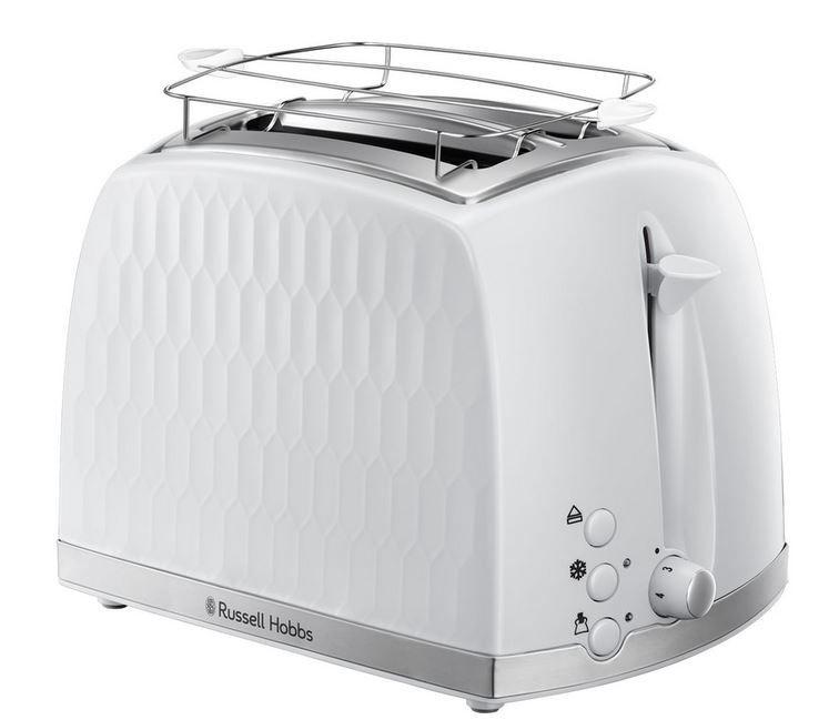 Russell Hobbs 26060-56 Honeycomb Toaster für 36,99€ (statt 43€)