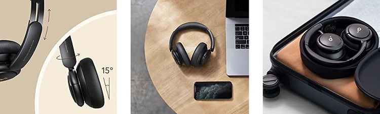 Anker Soundcore Life Q30 Bluetooth Kopfhörer mit ANC für 55,99€ (statt 80€)