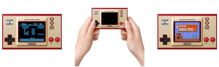 NINTENDO Game & Watch: Super Mario Bros. für 40,99€ (statt 45€)