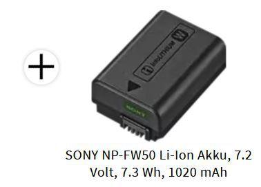 Sony Alpha 6000 24MP Systemkamera + 2 Objektiven + Zubehör + Akku für 689€ (statt 849€)