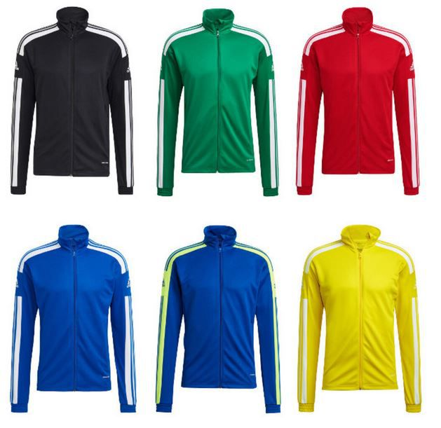 adidas Trainingsjacke Squadra 21 in mehreren Farben für je 22,95€ (statt 26€)