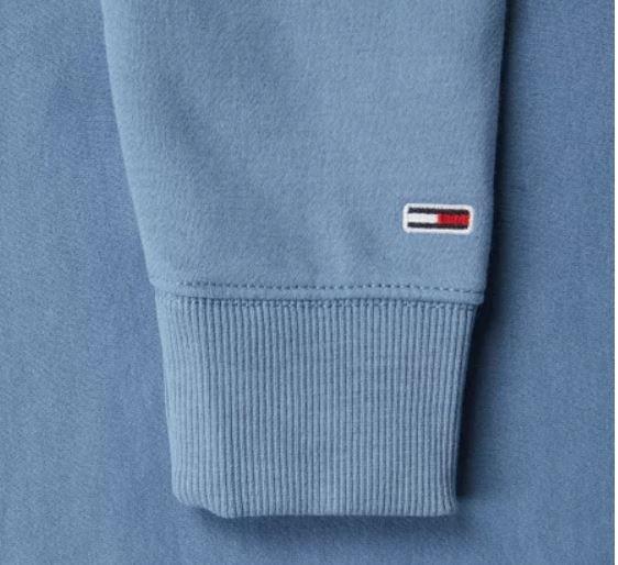 Tommy Jeans Straight Fit Hoodie mit Logo Print für 62,99€ (statt 99€)