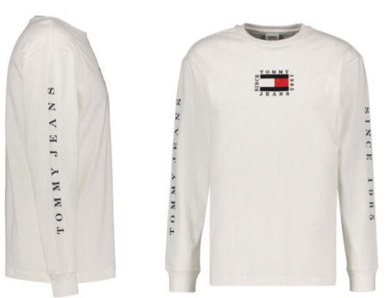 Tommy Jeans TJM Longsleeve Herren Shirt für 37,71€ (statt 65€)