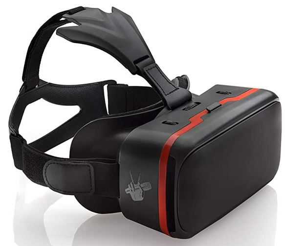 The Voice 3D VR Headset für Handys (max 6.1 Zoll) für 9,90€ (statt 15€)