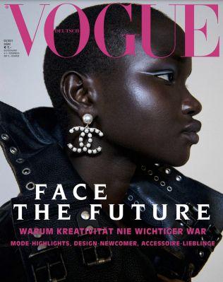 9 Ausgaben Vogue für 66,60€ + Prämie: 60€ Scheck