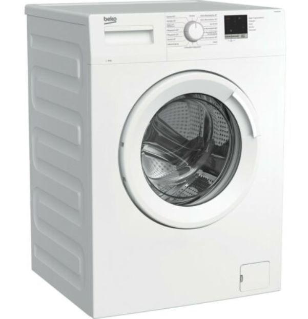 BEKO WML61023N1 – 6kg  Waschmaschine (EEK: E) für 215,10€ (statt 279€)
