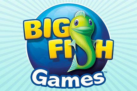 Big Fish Game: Ein Spiel kostenlos abholen