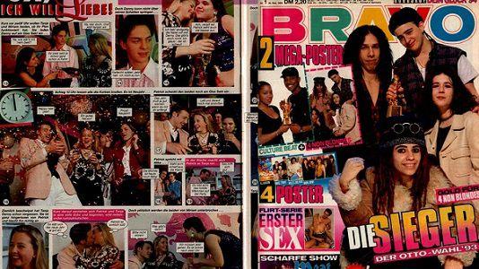 Erste Ausgabe Bravo der Jahrgänge 1956 bis 1994 kostenlos downloaden