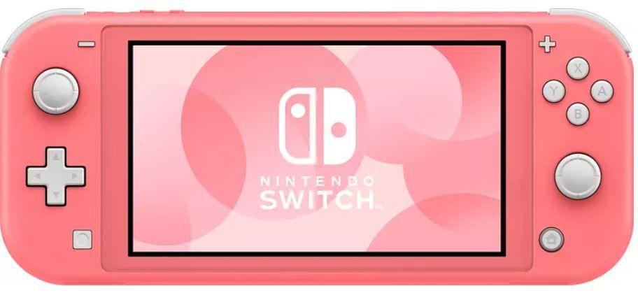 Nintendo Switch Lite Türkis oder Rosa + Animal Crossing: New Horizons für 204,99€ (statt 230€) + 3 Monate Switch Online gratis