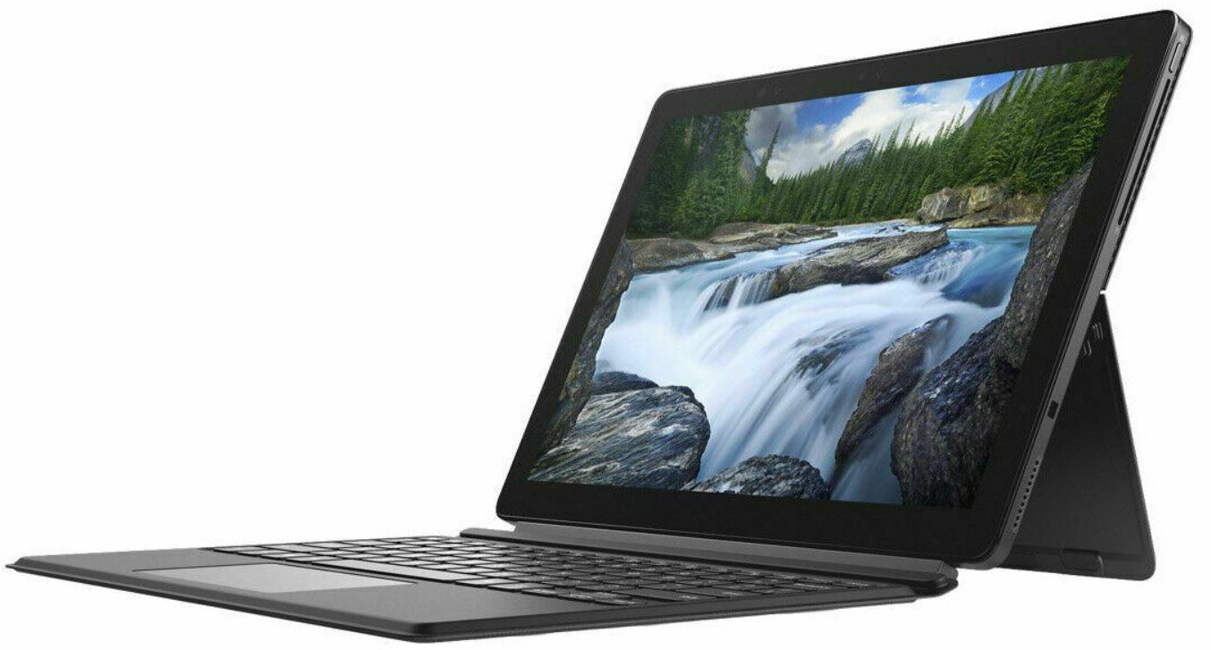 Dell Latitude 12 5290 – 12Zoll WiFi Tablet mit Tastatur (i5 8GB 256GB SSD) für 599€ (statt 728€)