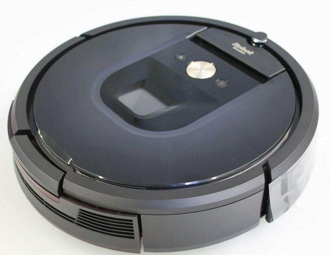 iRobot Roomba 981 Staubsaugerroboter mit App Steuerung für 249,95€ (statt 459€)   gebrauchte Ware