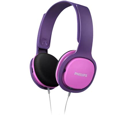 2 x PHILIPS SHK2000PK/00 On-ear Kopfhörer in Pink/lila für 19,90€ (statt 30€)