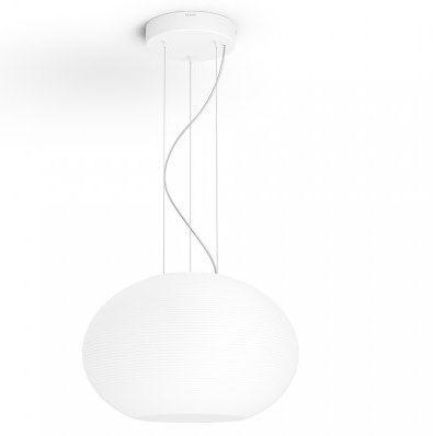Philips Hue White & Color Ambiance Flourish Bluetooth Pendelleuchte + Bewegungssensor für 254,49€ (statt 302€)