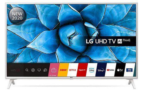 LG 49UN73906LE   49 Zoll UHD SmartTV mit webOS 5.0 & LG ThinQ für 434€ (statt 501€)