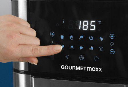 GOURMETmaxx XXXL Airfryer mit 12l u. Drehgrill für 89,90€ (statt 100€)