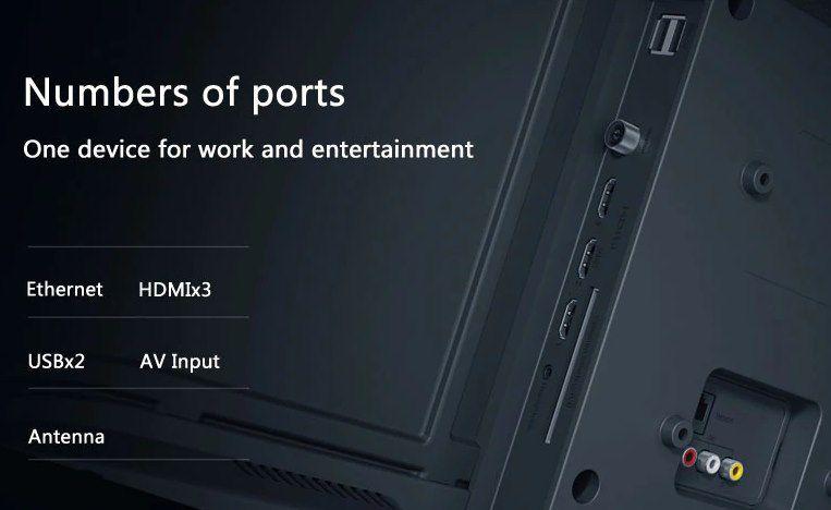 Xiaomi Mi Smart TV 4S   43 Zoll UHD Fernseher für 319€ (statt 359€)
