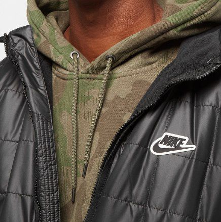Nike Winterjacke Mens Synthetic Fill Fleece Jacket für 43,99€ (statt 74€)