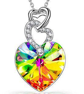 """Kate Lynn Halskette """"Herz zu Herz für 12,99€ (statt 33€)"""