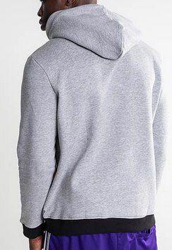 GUESS Hoodie DAVY FLEECE in Grau für 29,99€ (statt 80€)
