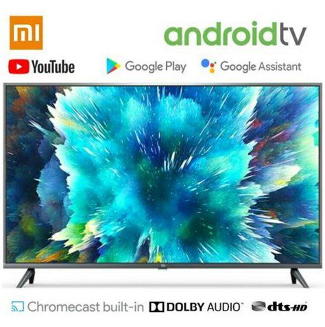 Xiaomi Mi Smart TV 4S – 43 Zoll UHD Fernseher für 319€ (statt 359€)