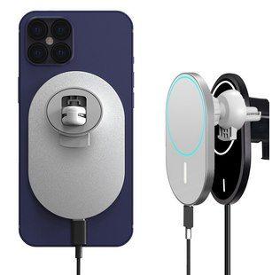 Kfz MagSafe Charger 15W für iPhone 12 für 23,90€ (statt 28€)