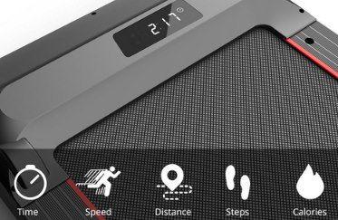 ACGAM T02P Smartes 2in1 Laufband mit Fernbedienung für 293,99€ (statt 336€)