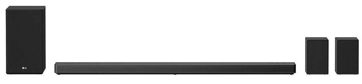 LG DSN11R   7.1.4 Soundbar mit 550W, Funk Subwoofer &  Rears, Dolby Atmos & mehr für 940€ (statt 1.098€)