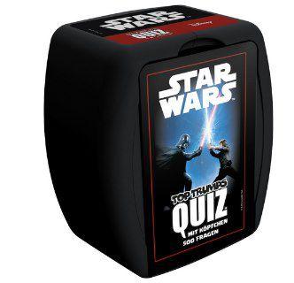 Top Trumps Star Wars Quiz mit 500 Fragen für 14,95€ (statt 19€)