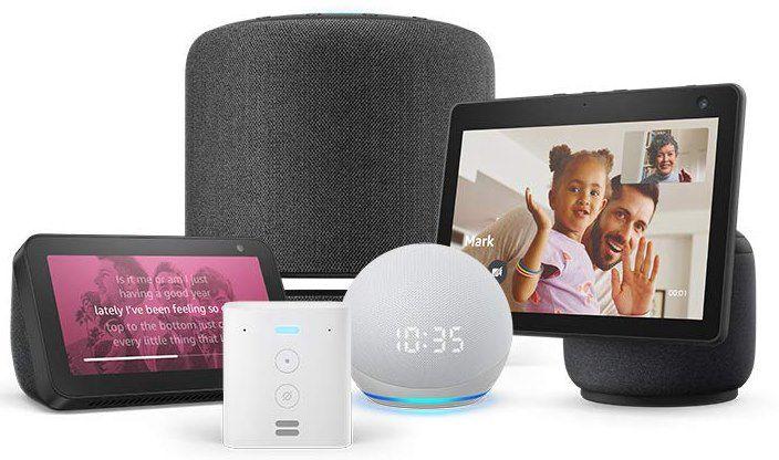 Amazon Echo, Fire TV, Kindle & Fire Tablets reduziert z.B. Fire TV Stick 4K für 34,99€ (statt 42€)