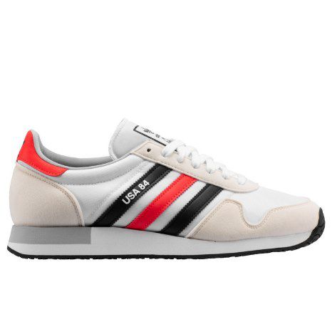 adidas Originals USA 84 Sneaker in Weiß/Beige für 49,99€ (statt 65€)