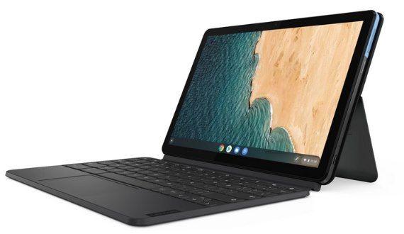 Lenovo IdeaPad Duet 10,1 Zoll Chromebook mit Touchscreen für 182,43€ (statt 324€)