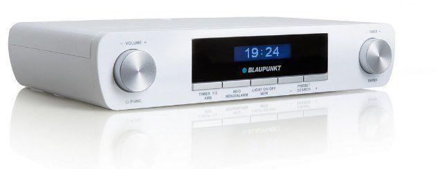 Blaupunkt KRD 20 WH Digitalradio (Unterbau) mit DAB+ für 47,95€ (statt 55€)