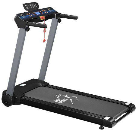 ArtSport Speedrunner 2500   klappbares Laufband inkl. 12 Programmen & 12km/h für 259,99€ (statt 380€)