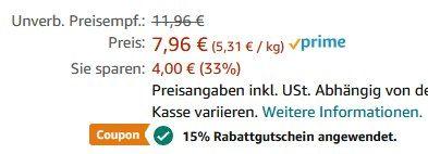 4x Kelloggs Tresor Choco Nut (375g) ab 5,97€ (statt ~10€)   Prime
