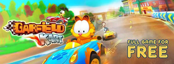 IndieGala: Garfield Kart kostenlos abholen (Metacritic 8,7/10)