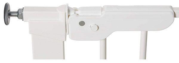 BabyDan Premier Schutzgitter in weiß inklusive 4 Verlängerungen für 51,29€ (statt 70€)