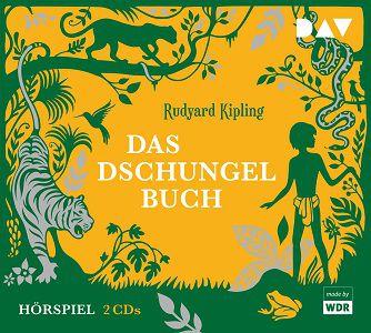 Gratis Hörspiel: Das Dschungelbuch   Klassiker nach Rudyard Kipling