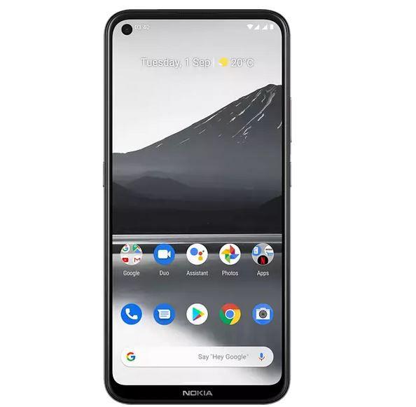 NOKIA 3.4 Dual SIM Smartphone 64GB für 119€ (statt 136€)