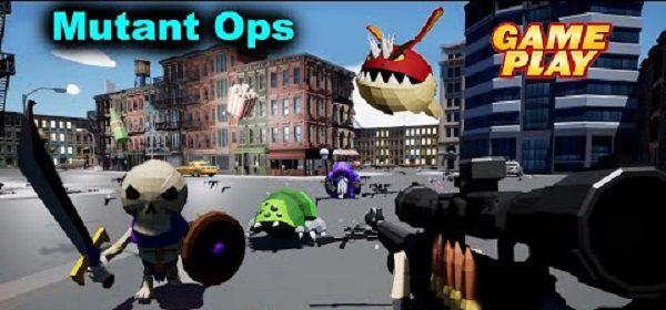 Steam: Mutant Ops kostenlos spielen