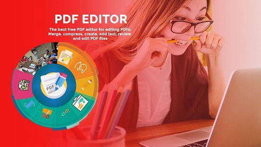 Gratis: PDF Reader Maker Creator & Editor (statt ca. 20€)