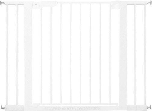BabyDan Premier Schutzgitter in weiß inklusive 4 Verlängerungen für 49,99€ (statt 70€)
