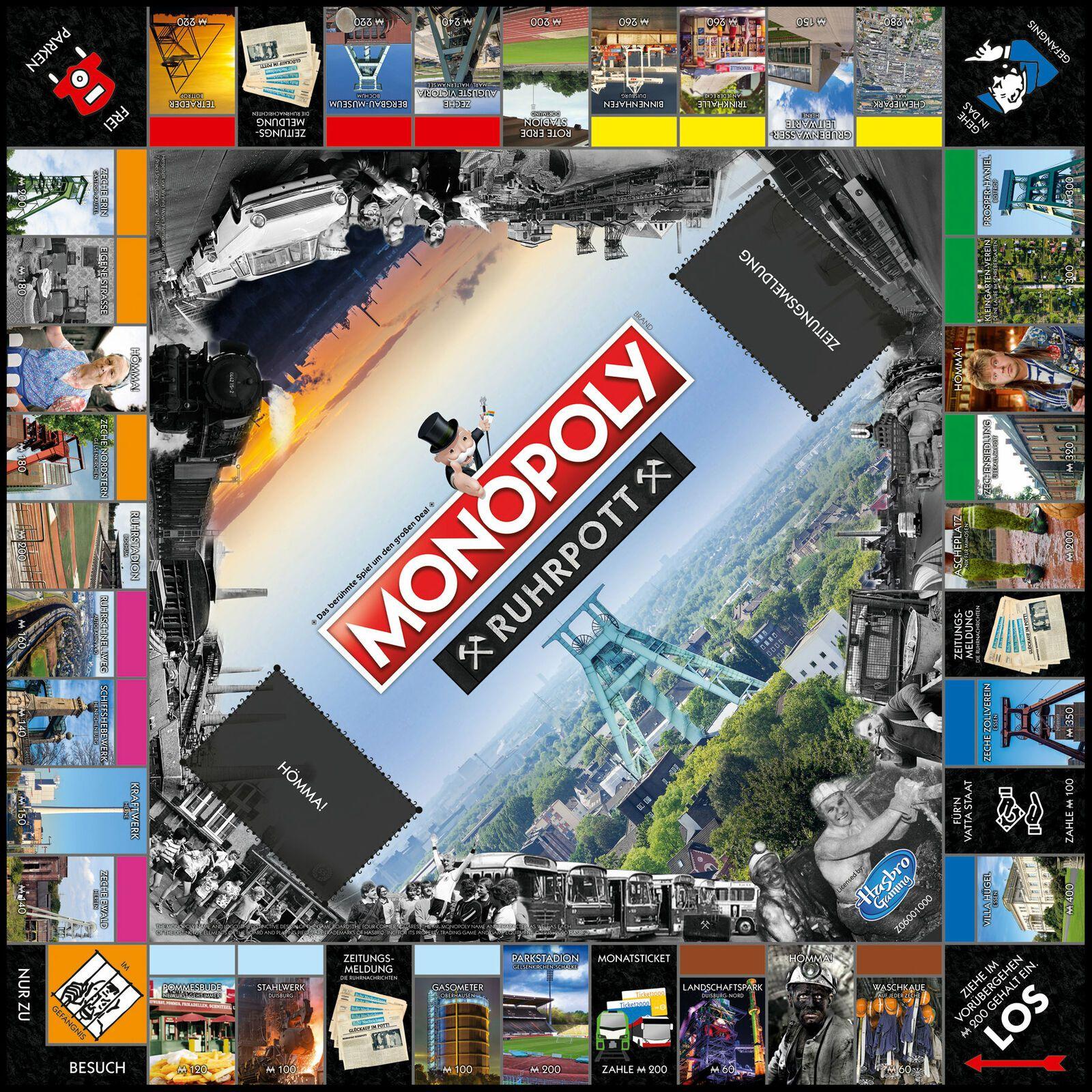 Monopoly Ruhrpott Edition für 47,65€ (statt 60€)