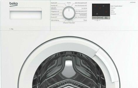 BEKO WML61023N1   6kg Waschmaschine für 189€ (statt 239€)