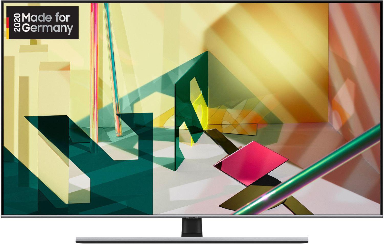 Samsung GQ55Q70TGT   55 Zoll QLED UHD Fernseher für 736,54€ (statt 831€) + 6 Monate HD+ gratis