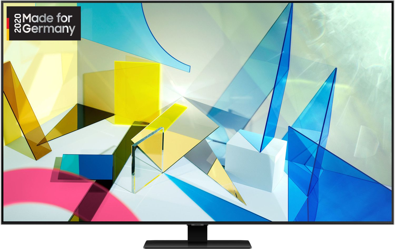 Samsung GQ65Q80T   65 Zoll QLED UHD Fernseher für 1.225€ (statt 1.517€)