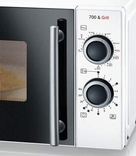 Severin MW 9283   900 Watt Mikrowelle für 49,90 (statt 70€)