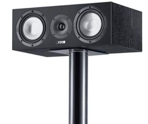 CANTON GLE 456 Center Stand Lautsprecher (140 W) für 153,52€ (statt 188€)