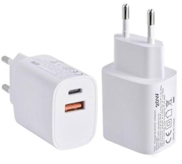 iGuard   20W Schnellladegerät USB C für iPhone 12 Pro/Max/Mini & Co. für 13,20€ (statt 17€)